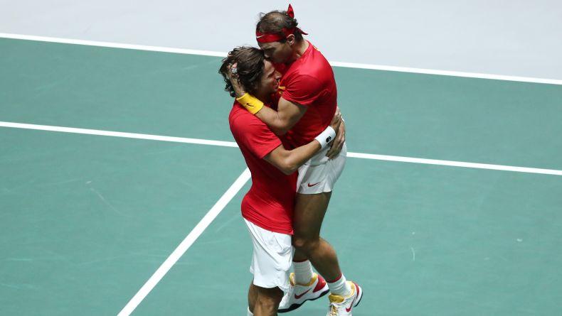 Bawa Spanyol ke Final Piala Davis, Nadal Tak Mau Jemawa