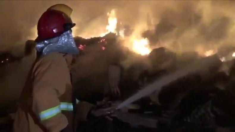 4 Rumah di Grobogan Jateng Terbakar, Api Diduga dari Korsleting Listrik