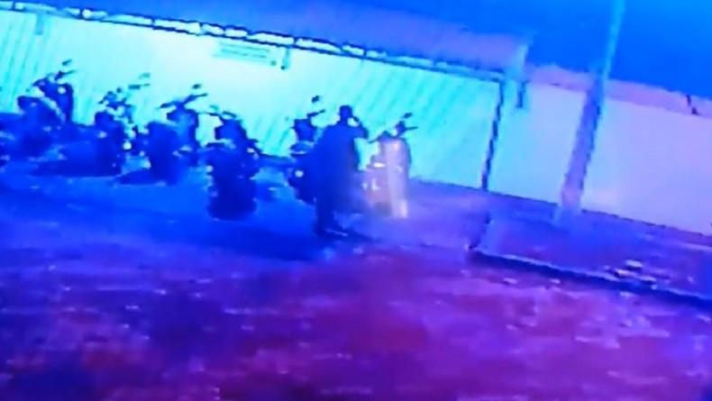 Maling di Pariaman Gondol Motor Jemaah Masjid dan Ditukar dengan Sepeda