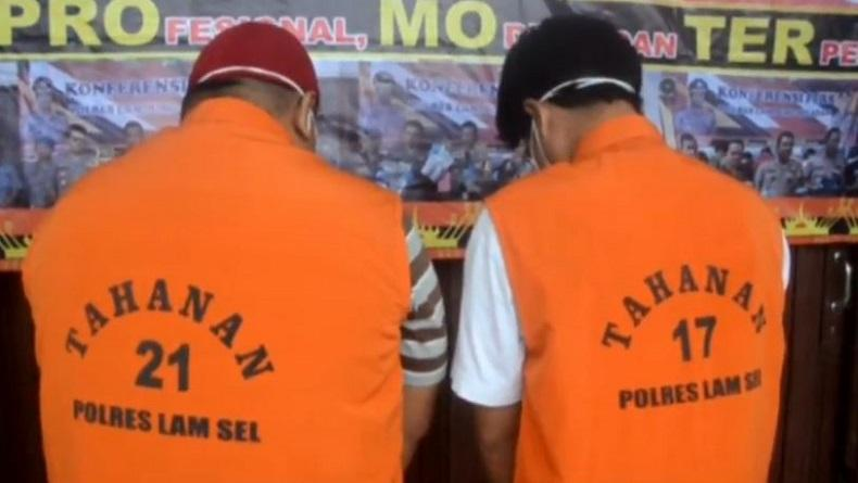 Mayat Memegang Keris di Lampung, Korban Dirampok dan Dibunuh 2 Pria untuk Beli Narkoba