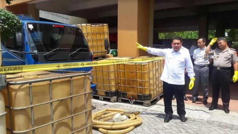 Polda DIY Bongkar Kasus Peredaran BBM Subsidi Ilegal Bermodus Modifikasi Truk Tangki