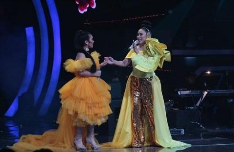 Vionita Menangis Jadi Juara The Voice Indonesia 2019