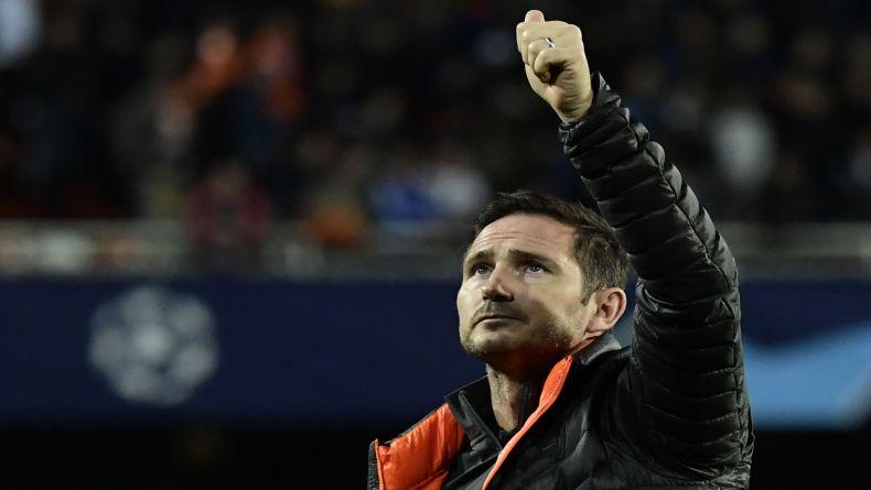 Chelsea Diimbangi Valencia, Frank Lampard: Ini Laga Berat