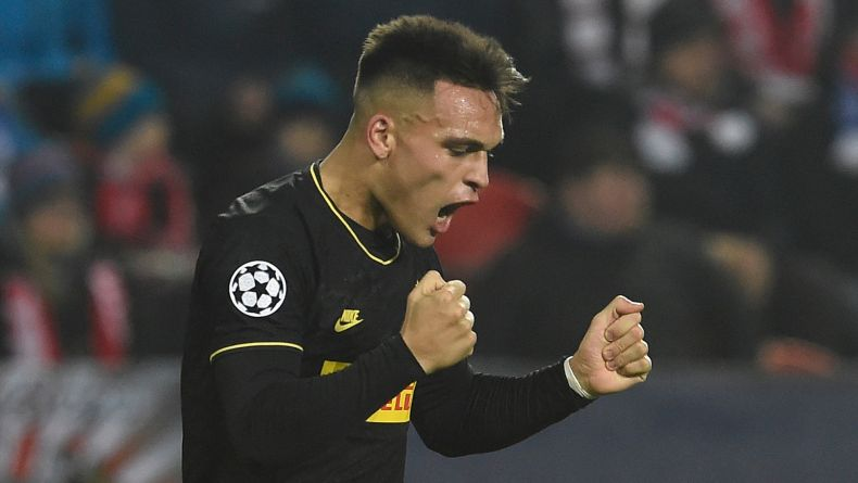 Hasil Slavia Praha Vs Inter Milan: Lautaro Martinez Cetak 2 Gol, I Nerazzurri Menang 3-1