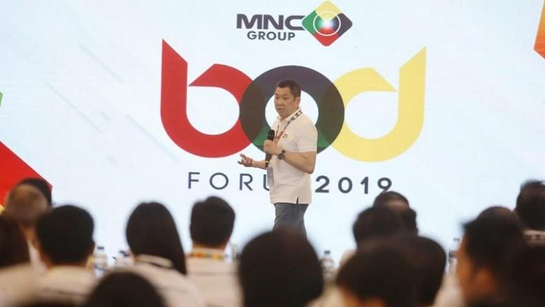 BOD Forum 2019, HT: Bersinergi, MNC Group Siap Bermultiplikasi
