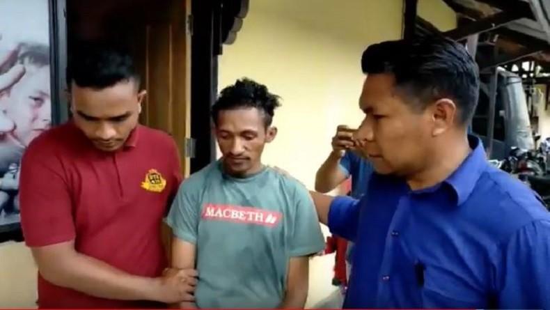 Kerap Tonton Video Porno, Pemuda di Buton Utara Cabuli Tetangga Umur 3 Tahun