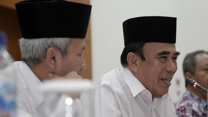 Positif Covid-19, Begini Kondisi Menag Fachrul Razi
