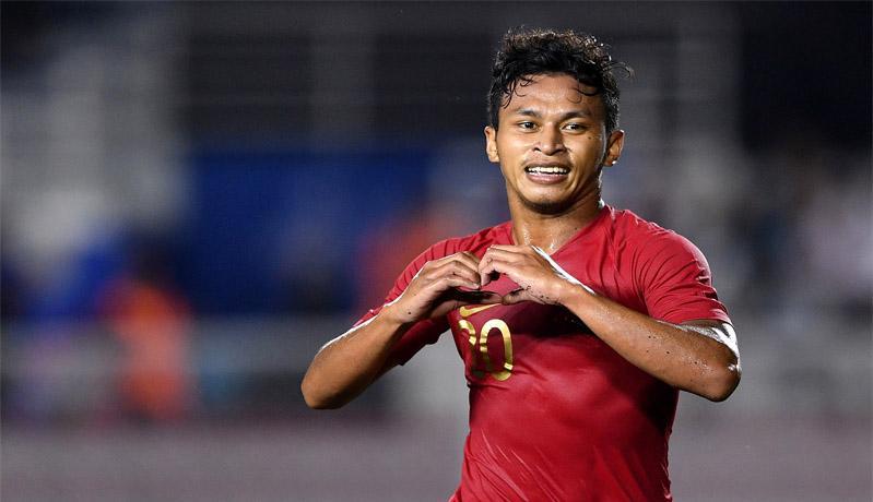 Osvaldo Haay: Gawang Vietnam Target Saya Selanjutnya