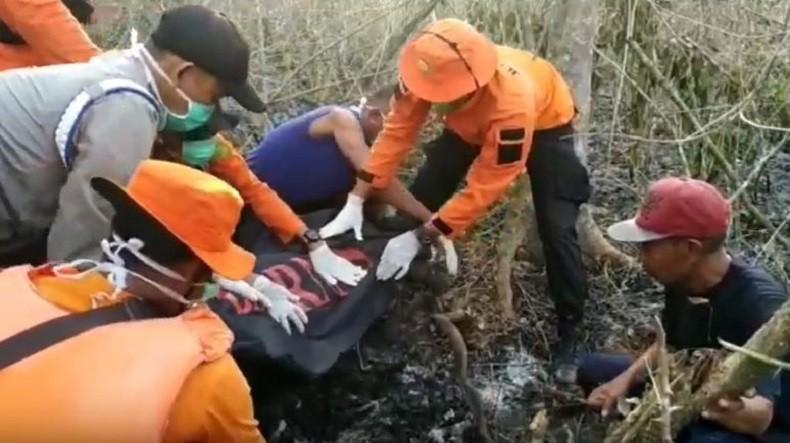 Wanita di Buton Ditemukan Tewas Terbakar di Kebun Usai Dikabarkan Hilang