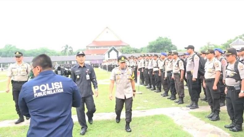 153 Desa di Tangerang Gelar Pilkades Serentak Besok, Ribuan Personel Gabungan Diturunkan