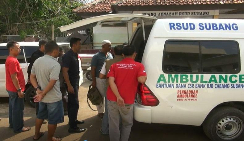 6 Korban Kecelakaan Maut di Tol Cipali Baru Pulang dari Solo Antar Orang Tua Umrah