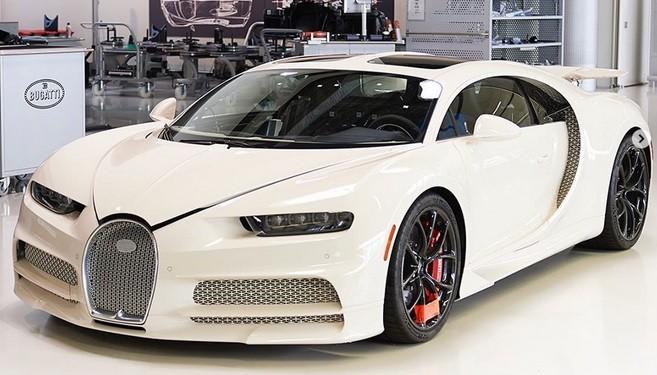 Bugatti Chiron Ini Didesain Produsen Tas Mewah Hermes