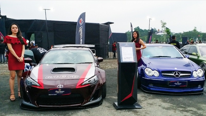 Deretan Pemenang Grand Final Kontes Modifikasi Intersport Auto Show 2019