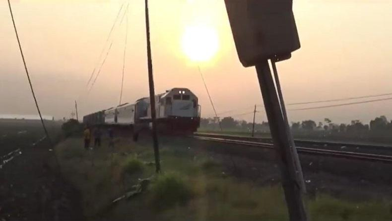 KAI Sumut Catat 52 Kasus Kecelakaan di Perlintasan Kereta Api hingga Agustus