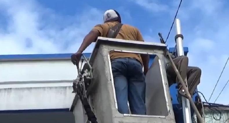Seorang Pekerja Pemasangan Lampu di Pematangsiantar Tewas Tersengat Listrik