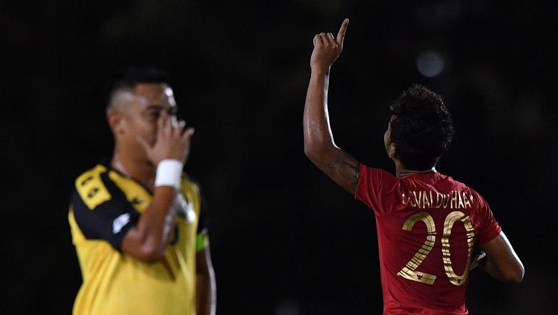Pesta 8-0 atas Brunei, Timnas Indonesia U-23 Geser Thailand