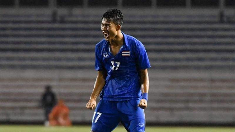 Nyaris Imbang, Thailand Kalahkan Laos Lewat 2 Gol di Menit-Menit Akhir