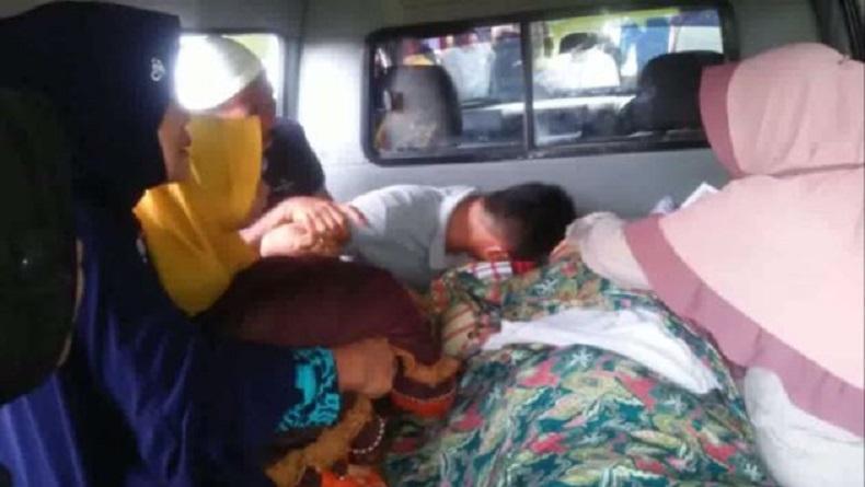 Viral, Keluarga Bawa Jenazah ke Lapas karena Tahanan Tak Diizinkan Ikut Pemakaman Ayahnya
