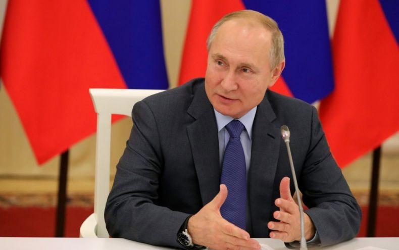Putin Sambut Hasil Pemilu Amandemen UUD Rusia yang Memungkinkannya Berkuasa sampai 2036