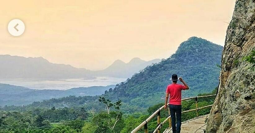 Keseruan Mendaki di Gunung Bongkok Purwakarta, Cocok untuk Pemula