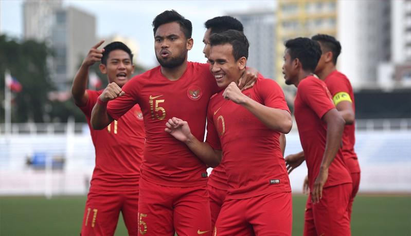 Dramatis, Timnas Indonesia U-23 ke Final SEA Games 2019 usai Libas Myanmar