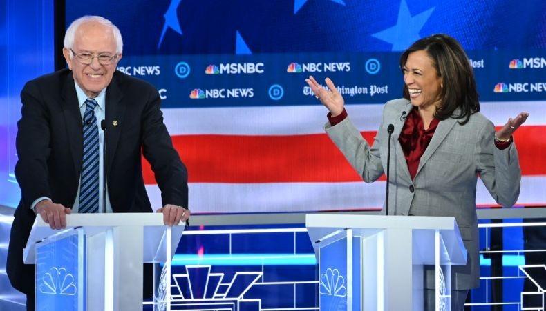 Pilpres AS, Joe Biden Pertimbangkan Kamala Harris Jadi Wakilnya jika Menang Nominasi
