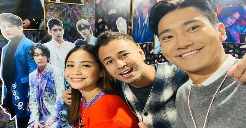 Rafathar Berkali-kali Tolak Digendong Siwon Super Junior, Nagita Slavina: Gue Saja Mau