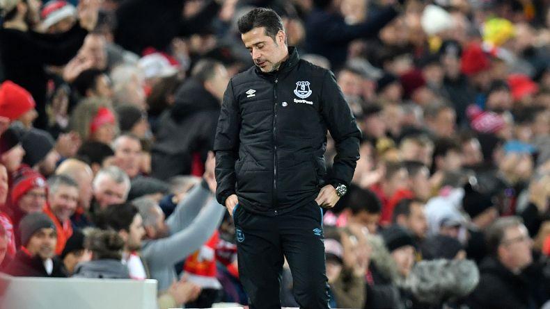 Kalah di Derbi Merseyside, Everton Pecat Marco Silva