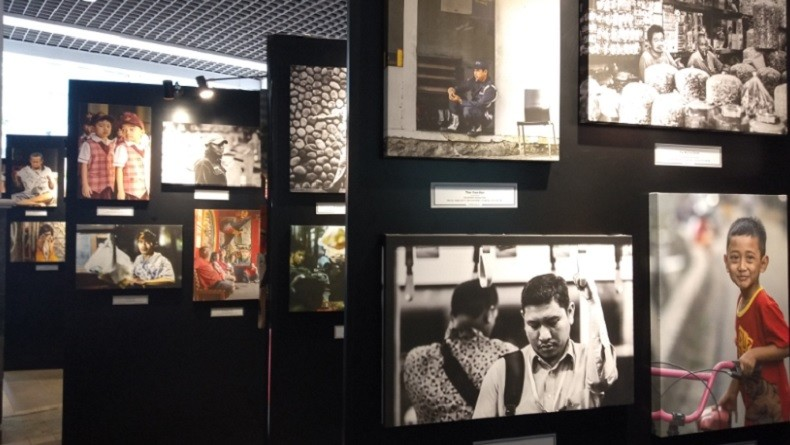 Pameran Foto 100 Wajah Pahlawan Masa Kini Hiasi Balai Kota DKI