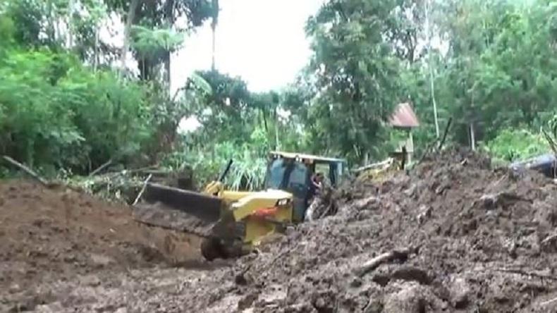 Rawan Longsor, Wali Kota Pagaralam Imbau Warga untuk Hati-Hati saat Berkendara