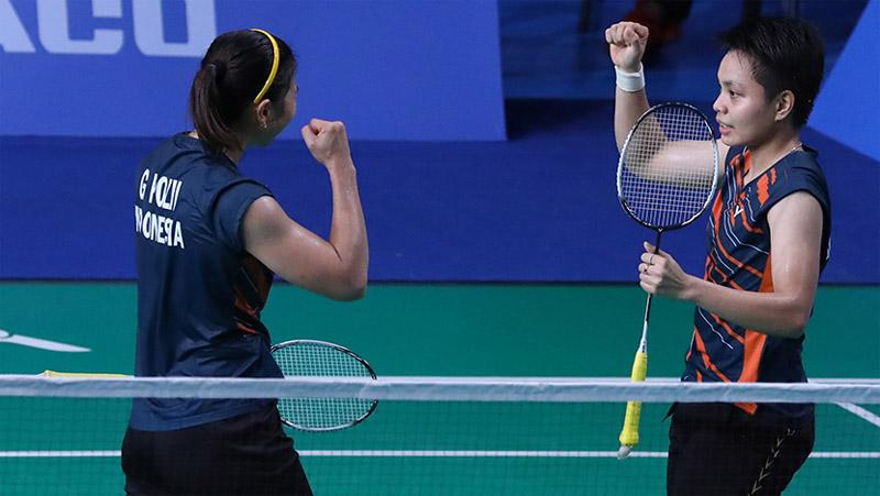 Greysia/Apriyani Tembus Semifinal usai Tumbangkan Duo Malaysia