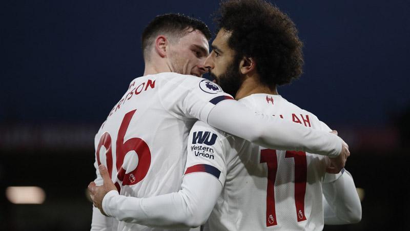 Liverpool Bungkam Bournemouth, Tottenham Bantai Burnley