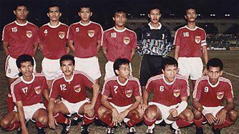 Kenangan SEA Games 1987 dan 1991, Momen Timnas Indonesia Raih Medali Emas