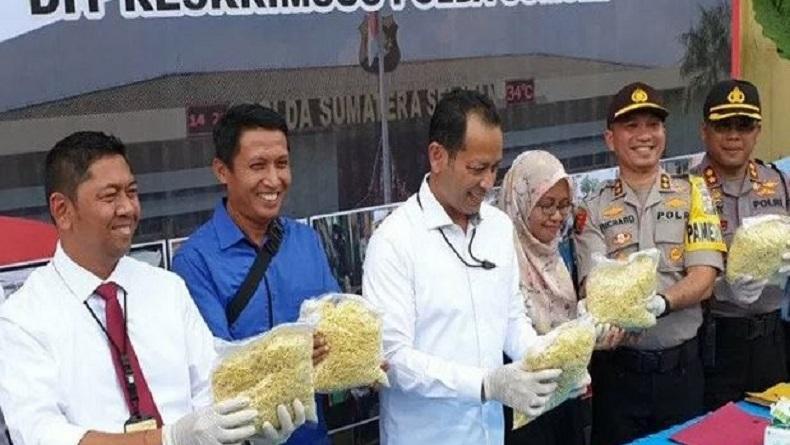 Polisi Ungkap Kasus Mi Berformalin di Palembang yang sudah Beredar di Sumsel