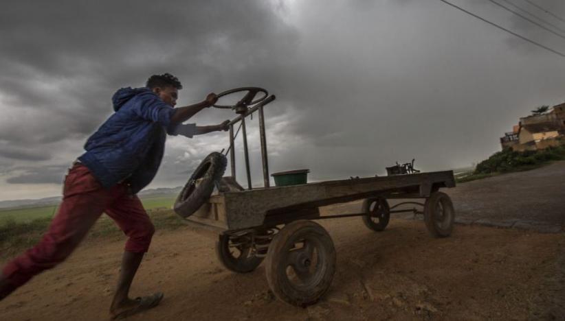 Badai Siklon Hantam Madagaskar, 2 Orang Tewas dan 1.400 Kehilangan Tempat Tinggal