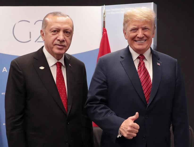 Jika Dijatuhi Sanksi Lagi, Erdogan Ancam Tutup 2 Pangkalan Militer AS di Turki