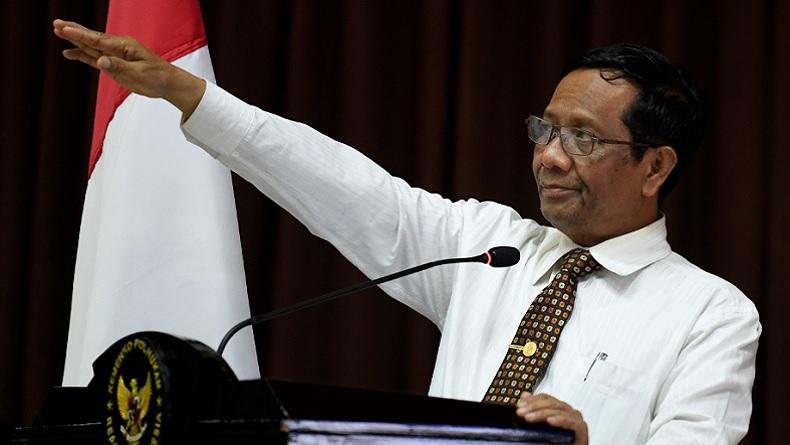 Mahfud MD Ungkap Dua Ancaman Kedaulatan RI secara Terorial