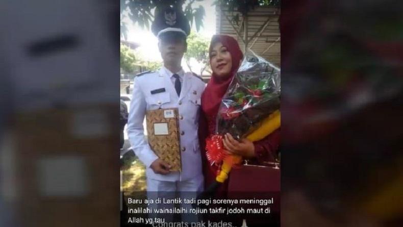 Usai Dilantik, Kades Terpilih di Bogor Meninggal Dunia saat Menerima Kunjungan Tamu