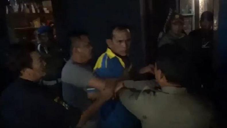 Razia Pekat di Pematangsiantar Ricuh, Petugas Nyaris Dipukul dengan Botol Kaca