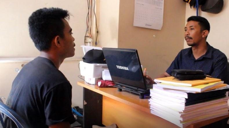 Residivis Curanmor di Lombok Timur Pincang Ditembak karena Kabur saat Ditangkap