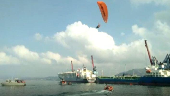 Jelang Nataru, Basarnas Gelar Latihan di Pelabuhan Bakauheni Lampung