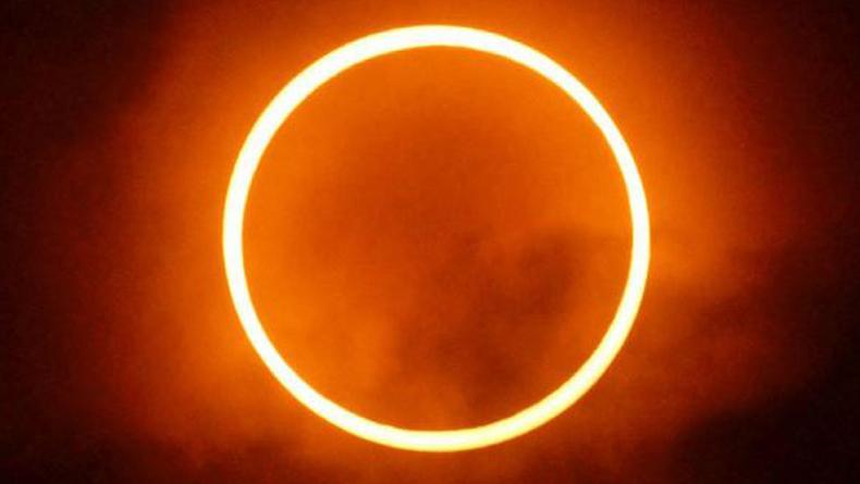 Gerhana Matahari Cincin Akan Terjadi di Sumsel tapi Terhalang Mendung