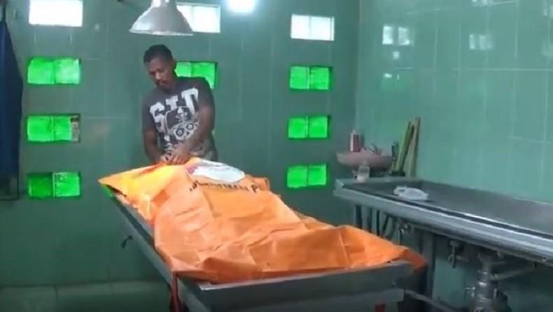 Mayat Perempuan Nyaris Telanjang Ditemukan di Ngawi, Diduga Korban Pembunuhan