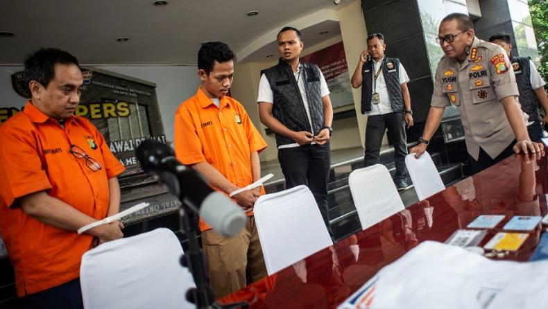 Penipuan Rekrutmen PT KAI, Tersangka Iming-imingi Korban Jadi Kepala Stasiun