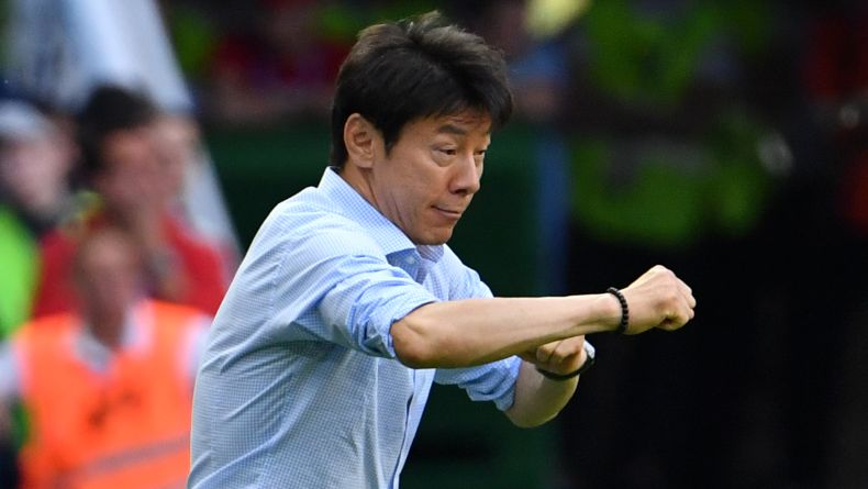 Indonesia Dibantai Vietnam, Shin Tae-yong Marah-marah ke Wasit