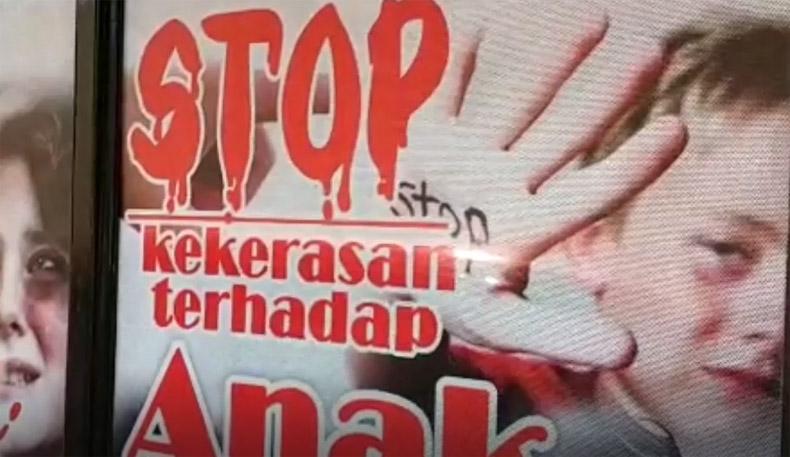Polisi Tangkap Bapak Kejam di Depok yang Aniaya Anak Kandung hingga Babak Belur