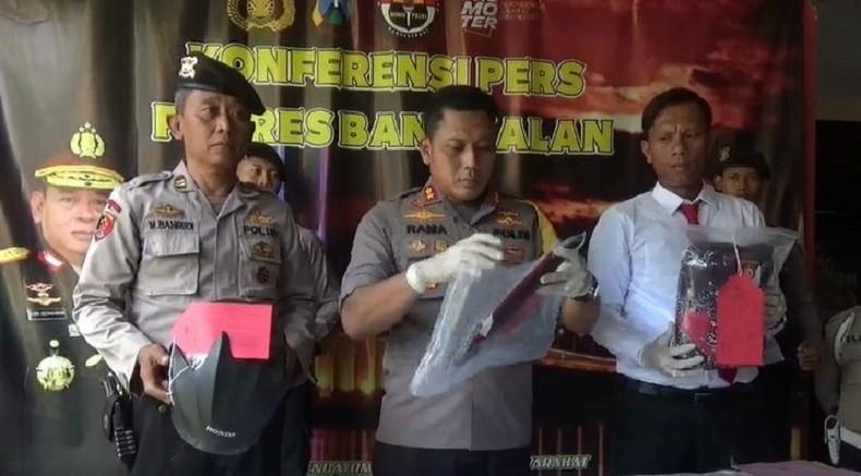 2 Maling yang Masuk DPO di Bangkalan Ditembak Polisi karena Kabur saat Ditangkap