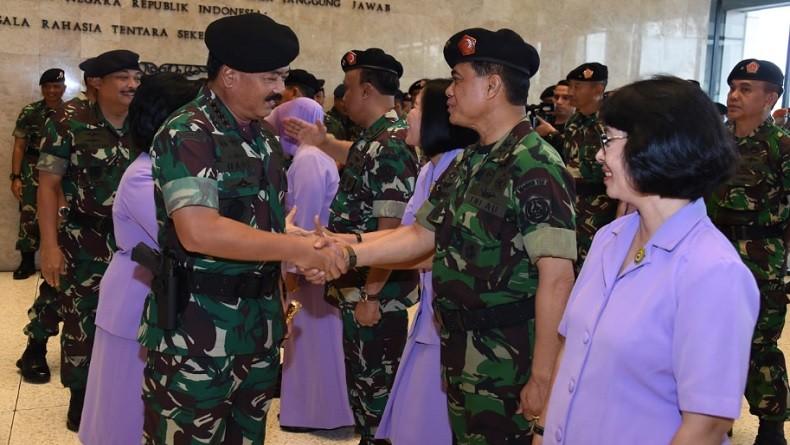 15 Pati TNI Naik Pangkat, Ida Bagus Purwalaksana Jadi Letjen