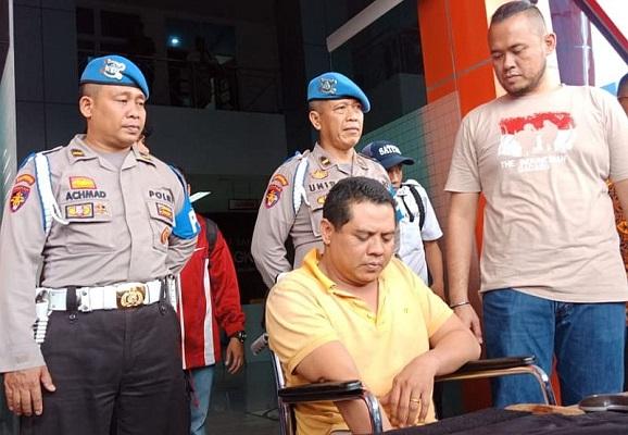 Oknum Polisi Beking Pengeboran Minyak Ilegal di Jambi Ditembak saat Berusaha Kabur