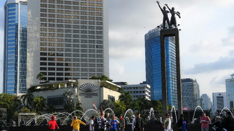 BMKG: Jakarta Cerah, Bogor Hujan Ringan di Malam Hari